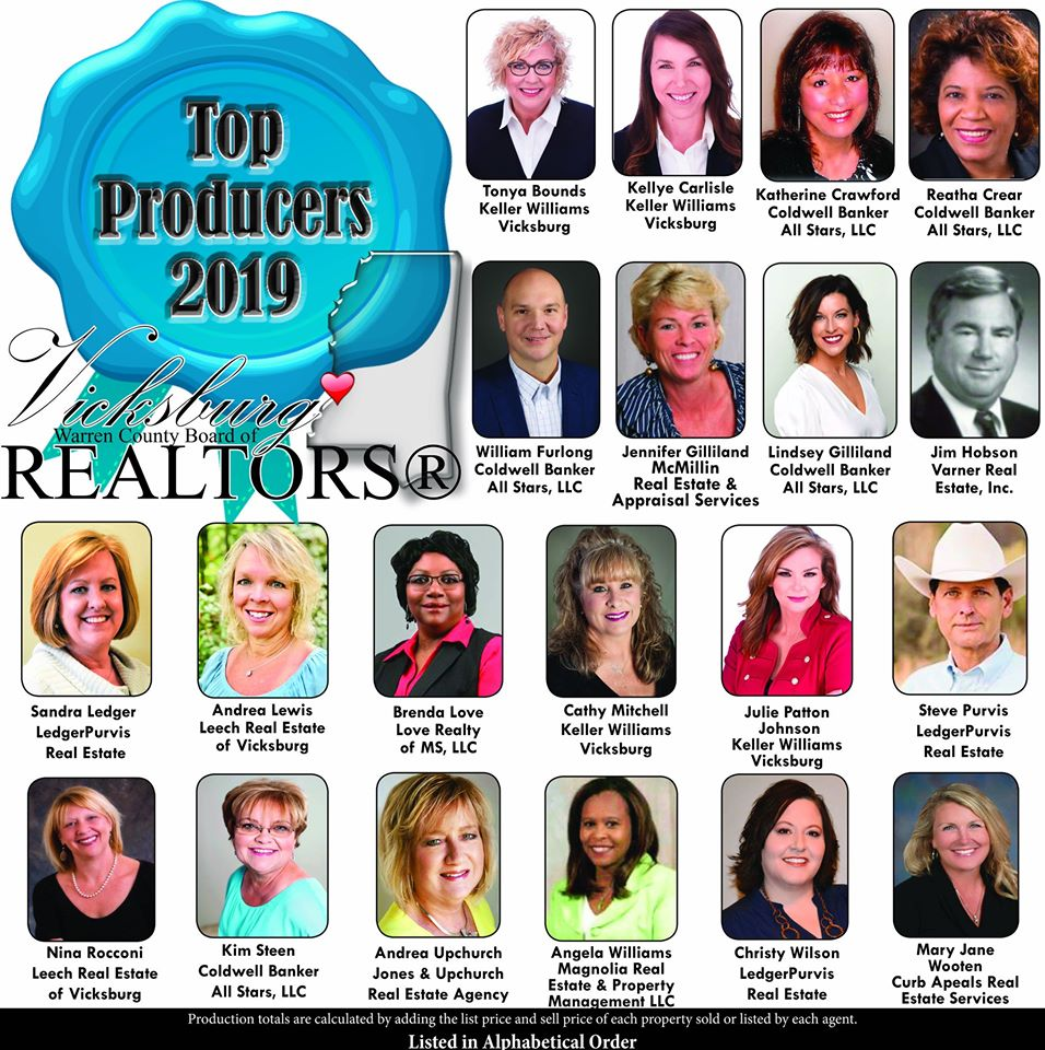 Top Producer 2019